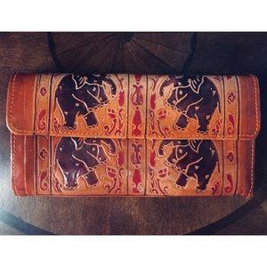 Elephant wallet.